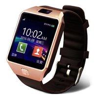 جديد Smartwatch ذكي الرياضة الرقمية الذهب ساعة ذكية عداد الخطى للهاتف أندرويد ساعة معصم الرجال ساعة نسائية