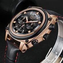 2019 Hot  Men Watch LIGE Fashion Sport Quartz Clock Watches Top Brand Luxury Business Waterproof Relogio Masculino+Box