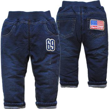 4074 bardzo ciepłe dziecięce spodnie zimowe chłopięce dżinsy dla dziecka spodnie chłopięce spodnie bawełniane ocieplane spodnie chłopięce i dziewczęce moda dziecięca grube tanie i dobre opinie W wieku 0-6m 7-12m CN (pochodzenie) Unisex Na co dzień Elastyczny pas HIGH Dobrze pasuje do rozmiaru wybierz swój normalny rozmiar