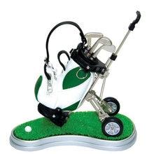 Kofull миниатюрная тележка для гольфа держатель ручек настольное