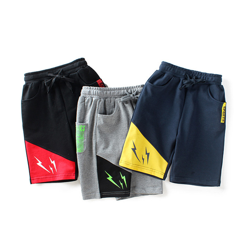 Boys' Summer Fashion Beach-Shorts