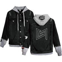 SuperM Printed Denim Jacket (20 Models)