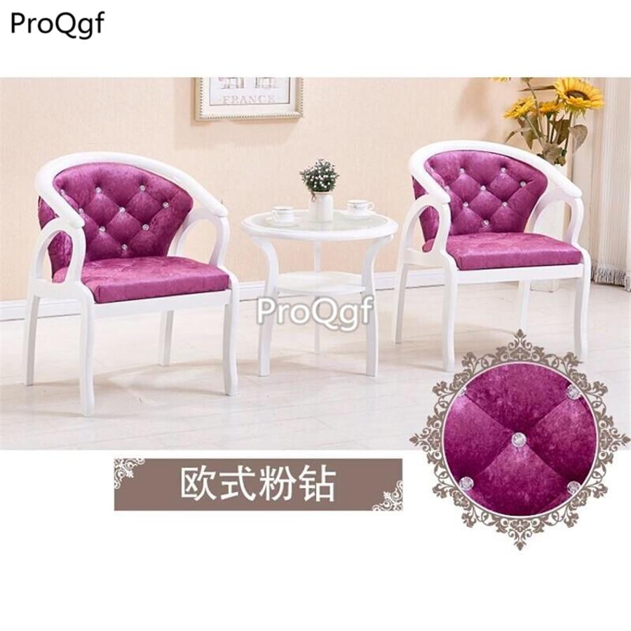 Ngryise сад отель Европейский стиль 1 стол и 2 стула - Цвет: 2