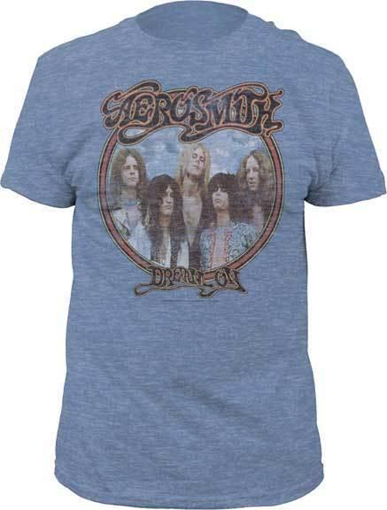 Aerosmith Dream On T Shirt S 2Xl Brand New Official Impact Merchandising