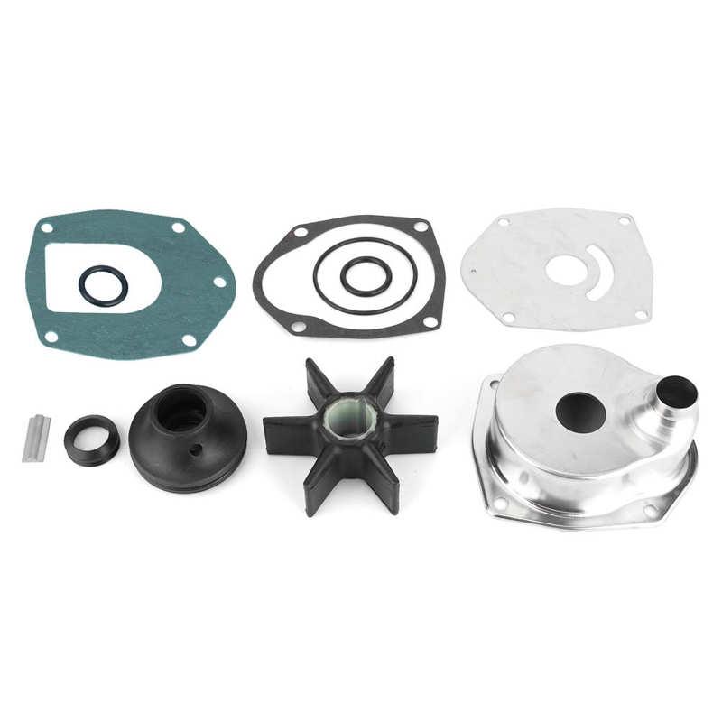 Kit de réparation de roue à aubes de pompe à eau 817275A5 adapté aux moteurs hors-bord DFI/EFI 225-250-300 HP