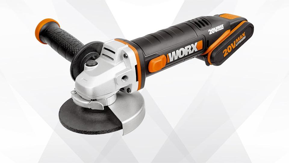 Worx 20V Mini Grinder