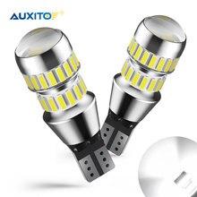 AUXITO-bombilla LED Canbus para coche, luces de marcha atrás, para Toyota Land Cruiser 80, 921, 912, Prado 100, 200, FJ, 2x, T15, W16W, 120, 150