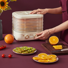 Dehydrator Food-Dryer Fruit-Maker Vegetables Dried Household Ce 5-Layer 220V Spices Height