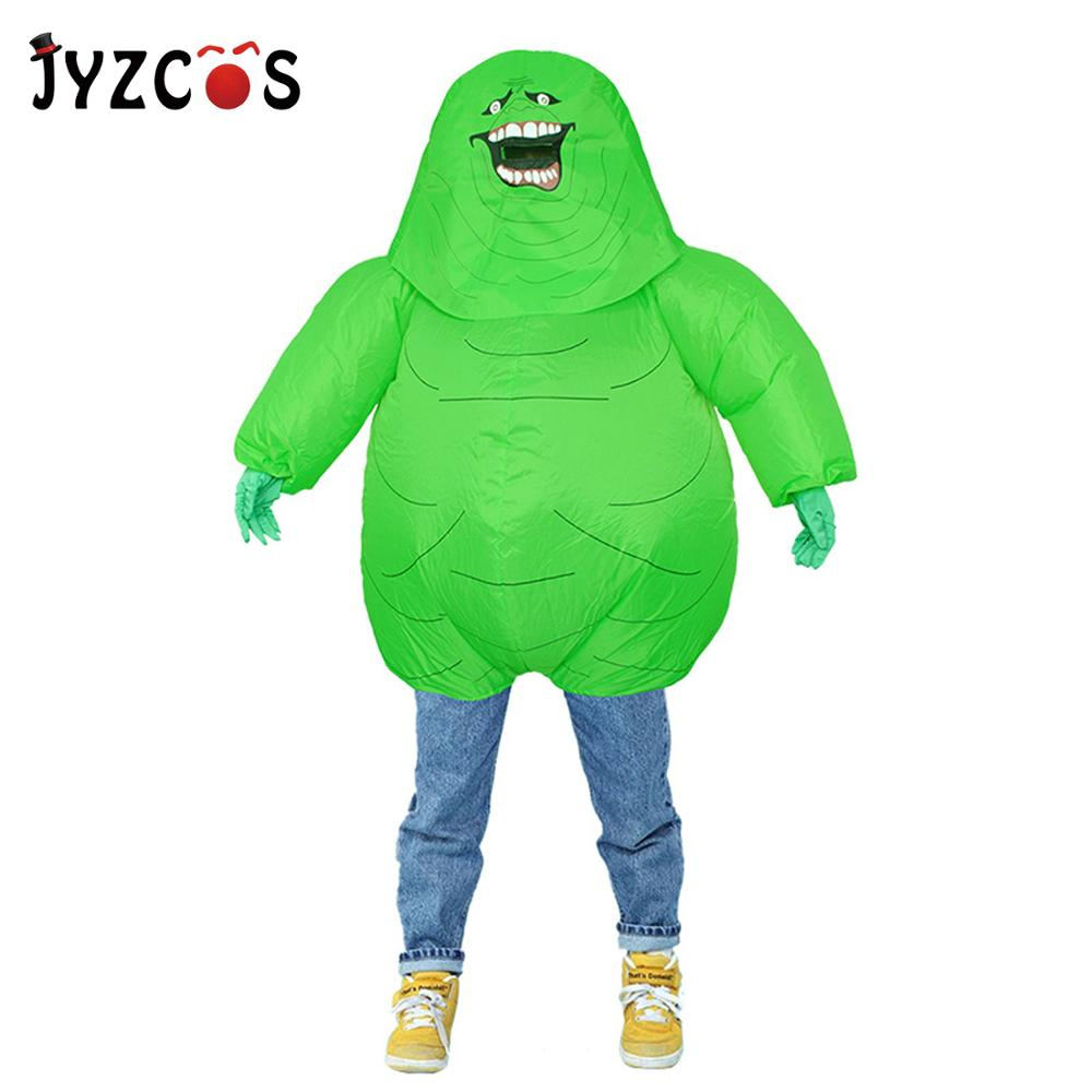 Inflatable Funny Cute Cosplay Festival Party Halloween Pumpkin Costume Clothing