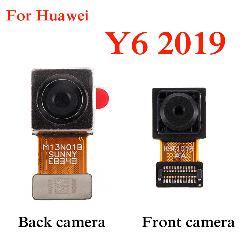 Back Facing Camera For Huawei Y6 2019
