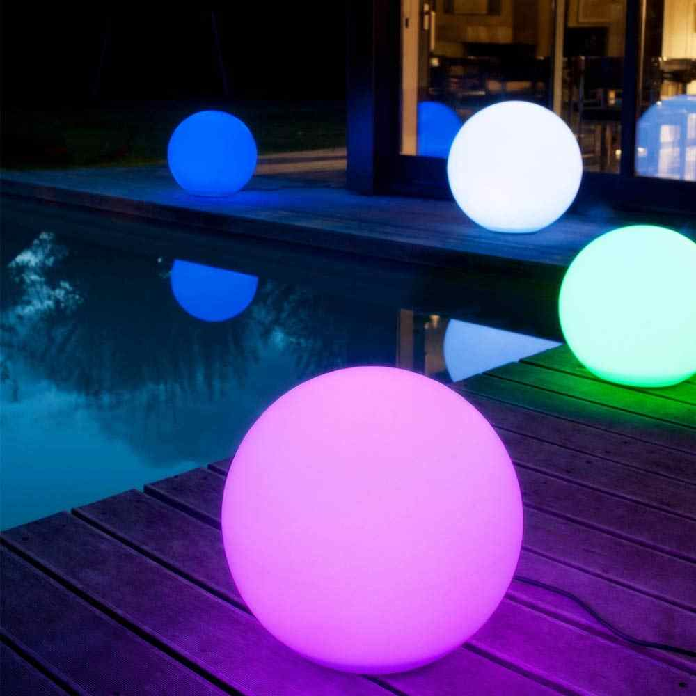 Remote Control Garden Lawn Lights Ball