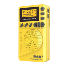Mini reproductor MP3 Digital P9, Radio FM, pantalla LCD, reproductor Multimedia, tarjeta TF