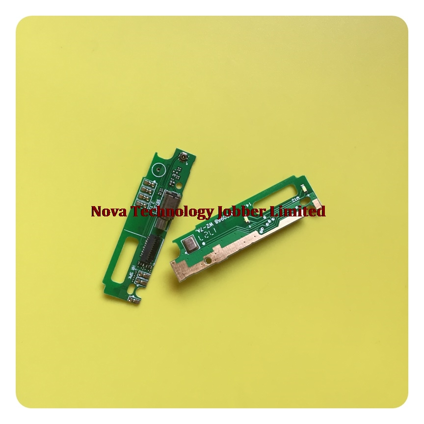 Wyieno Microphone Board For Lenovo Vibe P1Ma40 Microphone Mic Connector USB Charging Port Dock Charger Flex Cable Vibrator