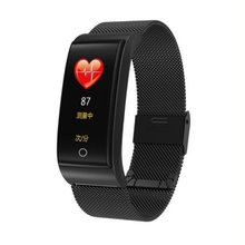 huacp r1 smart wristband heart rate band blood pressure bracelet blood oxygen pedometer with ios android app for sport fitness Smart Band Wristband Blood Pressure Heart Rate Monitor Men Women Fitness Watch Pedometer Smart Bracelet For Huawei Android IOS