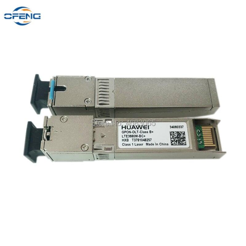 Free Shipping Huawei GPON-OLT-Class B+ SFP Modules Use For Huawei GPON OLT GPBD GPFD GPBH Board