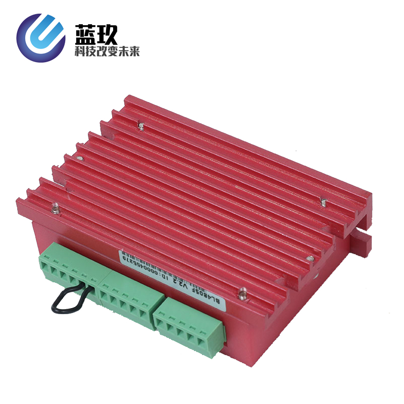 LK-BL4805F 24v 100W prostokątny silnik bldc sterownik płyta kontrolera bezszczotkowy kontroler silnika hall bldc driver