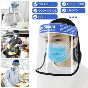 Face-Shield Protection-Mask Transparent Oil-Splash Kitchen Creative New Hot