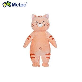 Мягкие плюшевые котики Metoo 6
