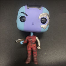 movie Marvel nebula model Vinyl Action Figure Collection Model Toys for Birthday gift No box new marvel movie iron man 3 action figure models ironman toys 3 pieces set collection retail box kids gifts