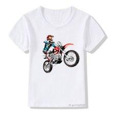 Лидер продаж 2020 детская одежда футболка для мальчиков красивая