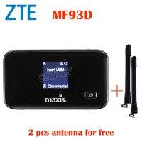 Desbloqueado zte mf93d huawei E5573cs-322 4g lte wifi roteador mifi móvel hotspot bolso 4g/3g modem com slot para cartão sim até 10 usuários