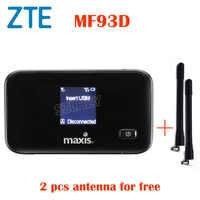 Sbloccato zte MF93D HUAWEI E5573 4G LTE Router Wireless Mifi Mobile Hotspot Tasca 4G/3G Modem con slot per SIM card PK MF90