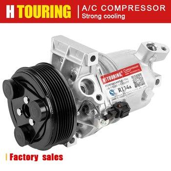 AC Compressor aircon For 2009-2010 Nissan Cube 1.8L For 2009-2012 Nissan Versa 1.8L 92600CJ63A 92600-CJ63D 92600-CJ73A cr10