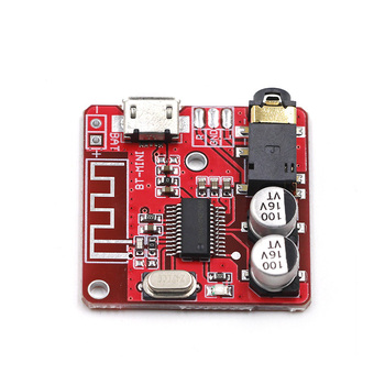 MP3 Bluetooth Decoder Board Lossless Car Speaker o Amplifier Modified Bluetooth 4.1 Circuit Stereo Receiver Module image