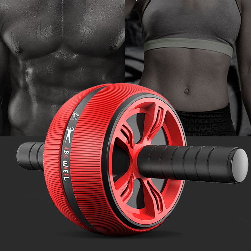 Fitness Speed Training Ab Roller Abdominal Exercise Rebound Wheel Workout Gym Resistance Sports Abdominal Training Roller image
