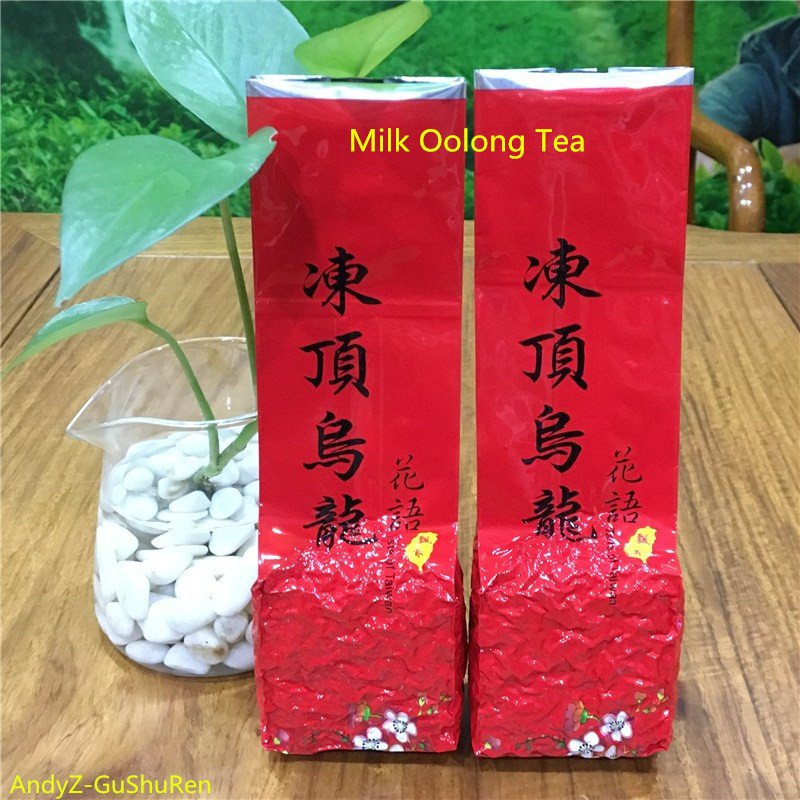 2019 Taiwan High Mountains Jin Xuan Superior Milk Oolong Tea For Health Care Dongding Oolong Tea Green Food With Milk Flavor