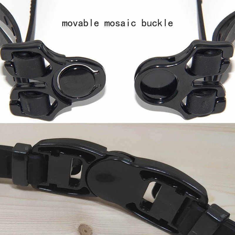 Zwembril Bril Anti Fog Arena Optische Dioptrie UV Bescherming Mannen Vrouwen Zwemmen Goggle Waterdicht Recept met Oordopje
