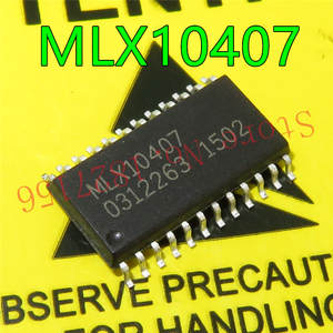1pcs/lot MLX10407 SOP-24   5-Channel Gauge Driver with Serial Link