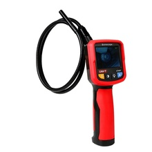 9mm Handheld Endoscope Camera Digit Inspection Camera Waterproof Borescope 1m 2.4 Inch Screen Industrial Endoscope Pipeline 40m cable pipeline sewer inspection camera with keyboard dvr function endoscope cmos lens waterproof night version cctv system