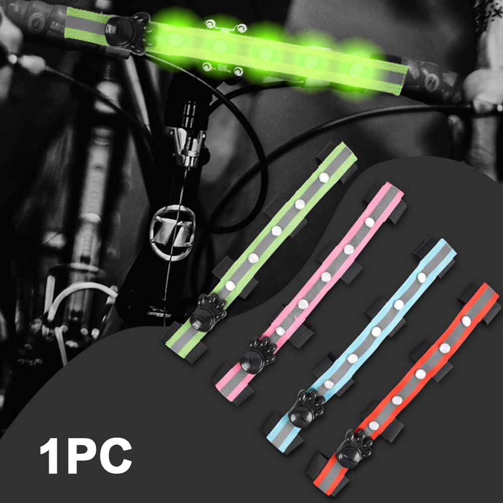 Night Riding Equestrian Running Straps Battery Powered Horse Harness Accessories Neck Led Multi-function Belt Luminous Equipment