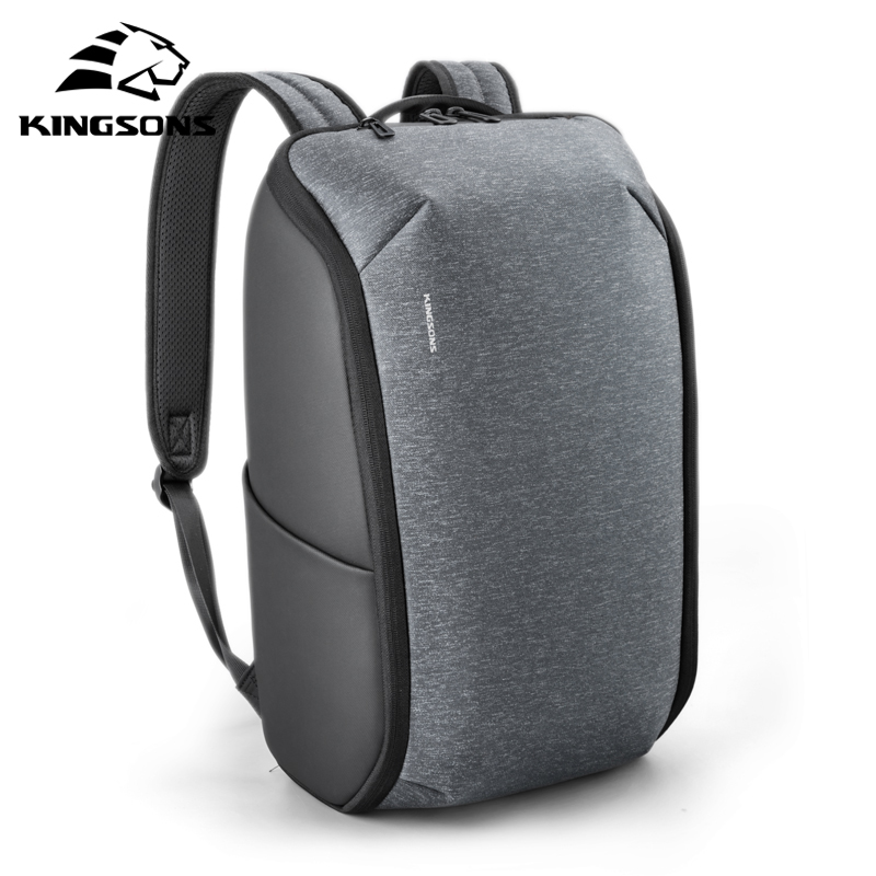 Kingsons 15 Inch Waterproof Laptop Backpack Anti-Theft School Backpacks For Men And Women Messenger Mochila Masculina Bag