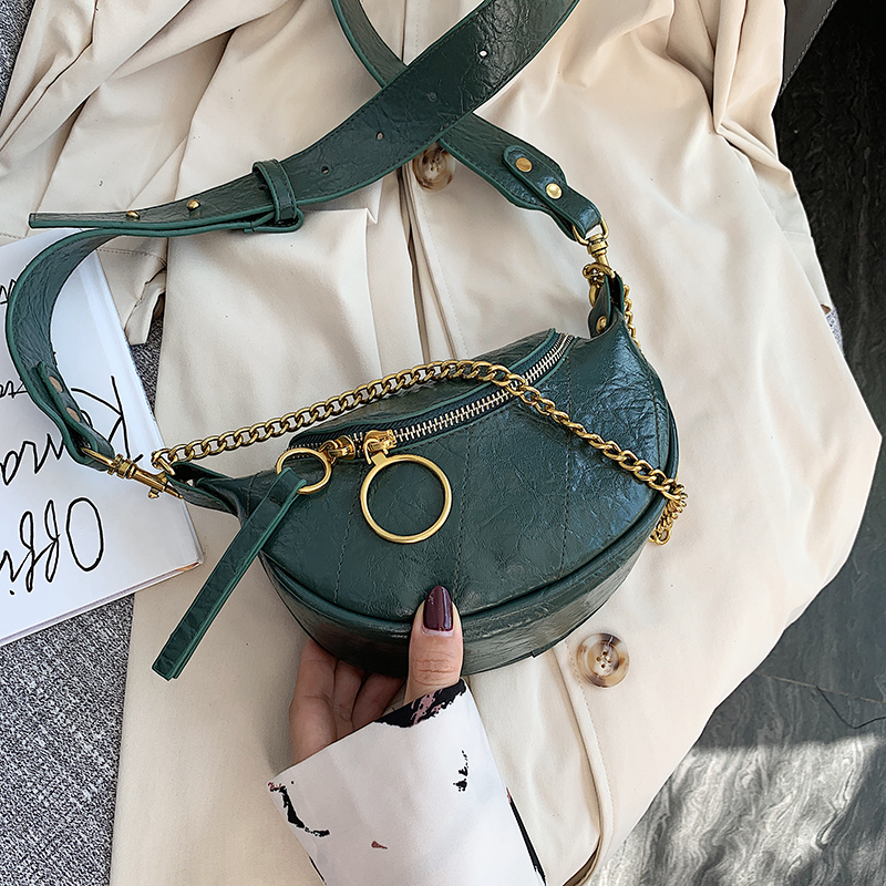 H0bfb78302fae487bb70761609e37b9ffd - Fashion Quality PU Leather Crossbody Bags For Women Chain Small Shoulder Messenger Bag Lady Travel Handbags and Purses