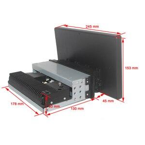 Image 5 - Zhuiheng Rotatable 4G אינטרנט 2G 32G 1 דין רכב רדיו לרכב אוניברסלי נגן dvd GPS ניווט רכב אודיו bluetooth autoradio