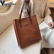 Sacs à main à frange en cuir PU pour femmes, sacs à bandoulière décontractés de grande capacité, sacs à main rétro motif Crocodile, fourre-tout