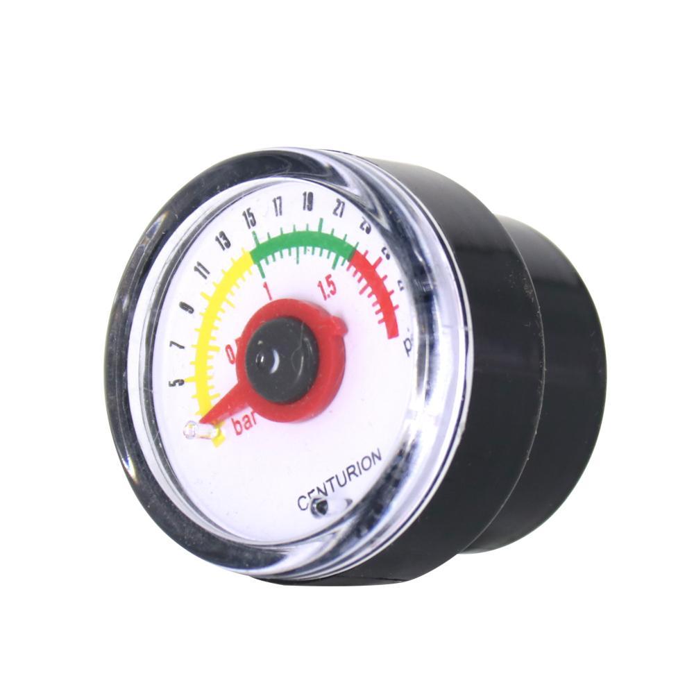 0~30psi 0~2bar Pool Filter Water Pressure Dial Hydraulic Pressure Gauge Meter Manometer 1/8