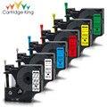 Картридж King 45013, совместимый с Dymo D1 12 мм лента для маркировки для Dymo Label Manager LM160 210D Dymo PNP, принтер для этикеток 45010 45013