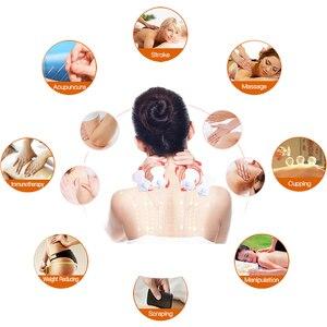 Image 2 - 8 modelle Elektrische herold Zehn Muscle Stimulator EMS Akupunktur Körper Massage Digitale Therapie Maschine Electrostimulator HealthCare