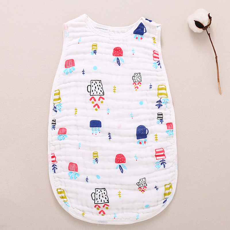 Babies Sleeping Bags Newborn Baby Cocoon Swaddle Wrap Envelope 100%Cotton Baby Blanket Swaddling Wrap Sleepsack