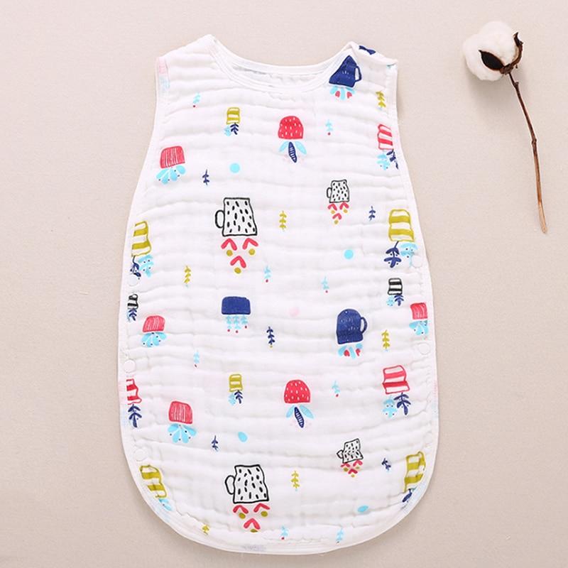 Babies Sleeping Bags Newborn Baby Cocoon Swaddle Wrap Envelope 100%Cotton Baby Blanket Swaddling Wrap Sleepsack