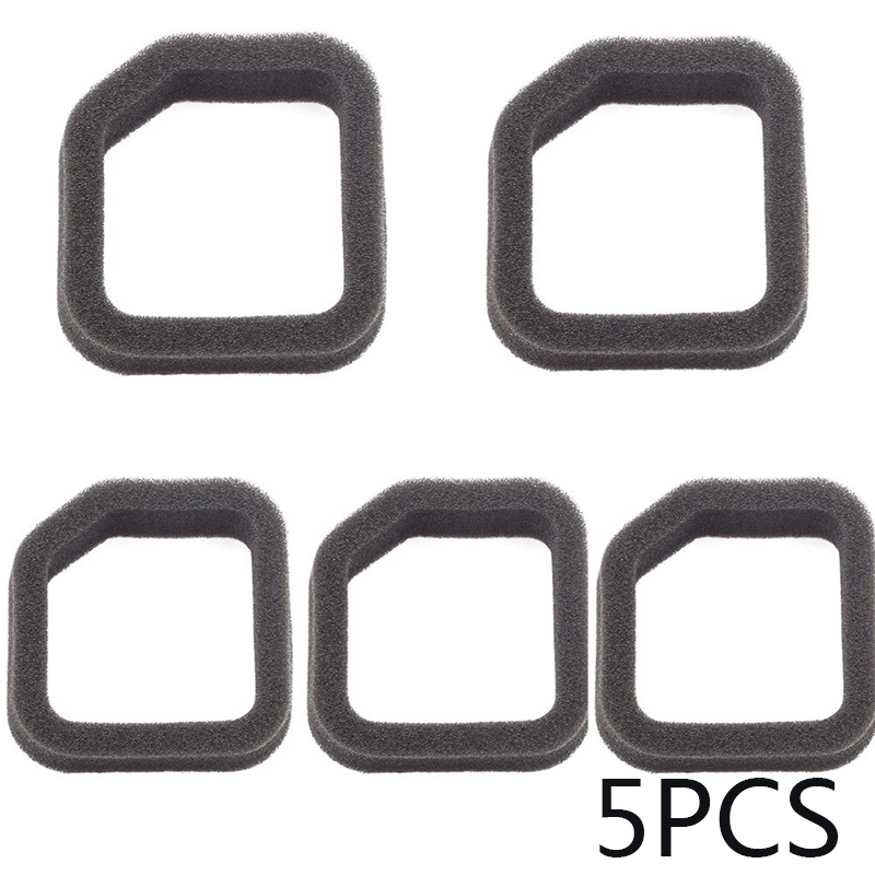 5pcs Air Filter For String Trimmer 560873001 5687301 Trimmer Air Filters String Trimmer Parts Accessories
