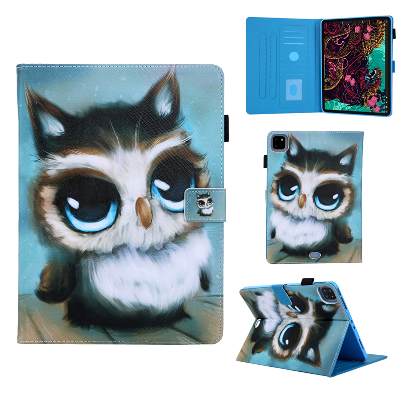 inch Leather For Air Air 4 Apple Air4 Tablet Case For Cartoon 10.9 IPad 2020 Ipad Cover