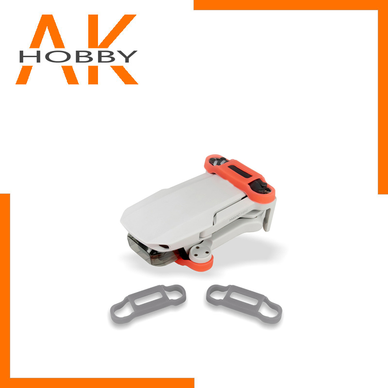 Quick Release Silicone Paddle Holder for DJI Mavic Mini Drone Propeller Blades Holder Stabilizer Protective Props Fixing Bracket on AliExpress
