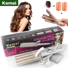 Kemei Curling hair curler Professional hair care & styling