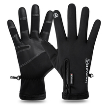 Warming-Gloves Touch-Screen Cycling Motorcycle Riding Skiing Waterproof Winter for Climbing