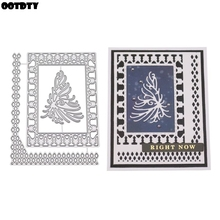 Frame Metal Cutting Dies Stencil DIY Scrapbooking Album Stamp Paper Card Embossing Crafts Decor clear carat шампунь против перхоти для женщин phytotechology 400мл