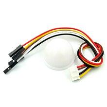 Интеллектуальный электронный BH1750 BH1750FVI чип светильник интенсивность светильник Модуль светильник шар